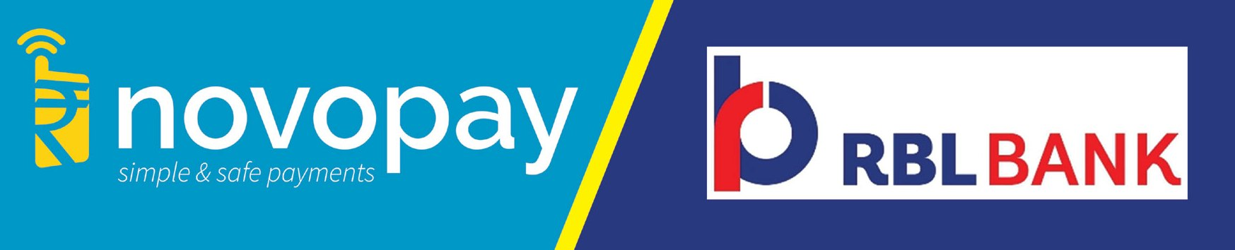 Logo Novopay Rbl Bank Smart Pay